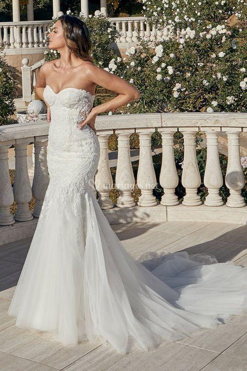 Leanna, Casablanca Bridal