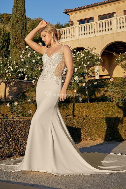Celia, Casablanca Bridal