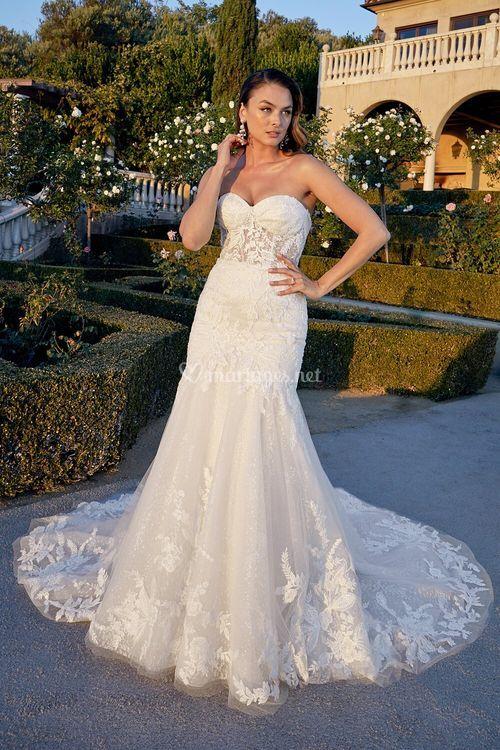Alessia, Casablanca Bridal