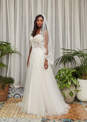 JESSY, Beloved By Casablanca Bridal