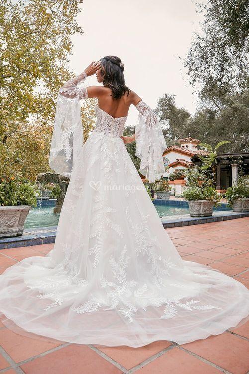Laney, Beloved By Casablanca Bridal