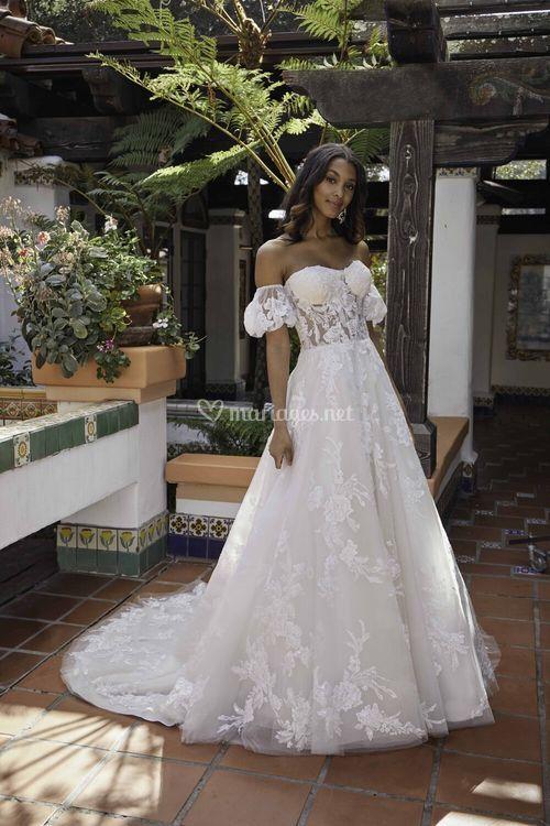 McKinley, Beloved By Casablanca Bridal