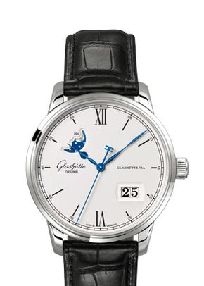 Senator Excellence Panorama Date Moon Phase, Glashütte