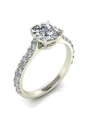 7 rebecca coussin, Diamants Et Carats