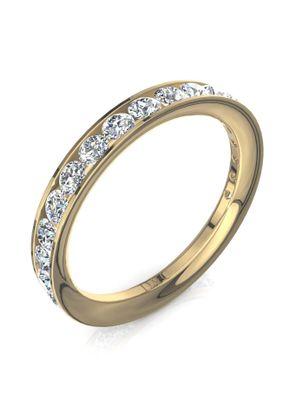 8 iris, Diamants Et Carats
