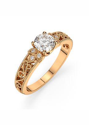ARabesque Milgrain Rose Diamant, 1031