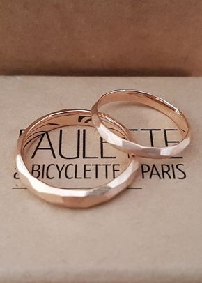 BRUNE, Paulette à Bicyclette