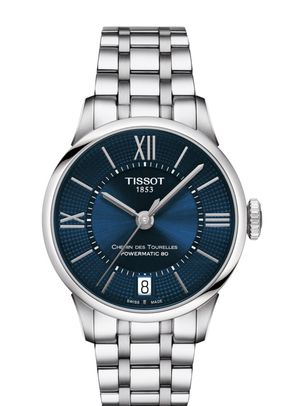 CHEMIN DES TOURELLES POWERMATIC 80 LADY bl, Tissot