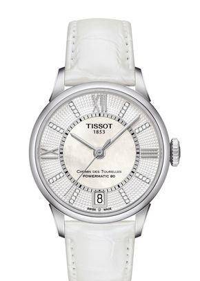 CHEMIN DES TOURELLES POWERMATIC 80 LADY w, Tissot