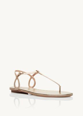 Almost Bare Sandal Flat, 460