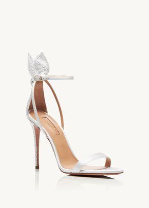 Bow Tie Crystal Sandal 105, 460