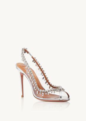 Temptation Crystal Sandal 105, 460