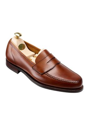 HARVARD II Tan Pebble Grain, Crockett & Jones