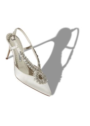 SIBUSATA light cream, Manolo Blahnik