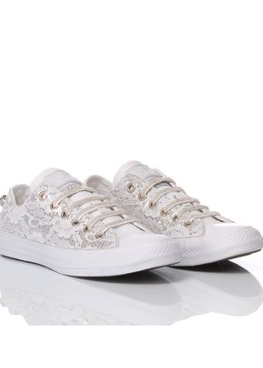 CONVERSE OX GLAMOUR WHITE, 973