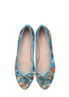 Audrey flowery blue, Pretty Ballerinas