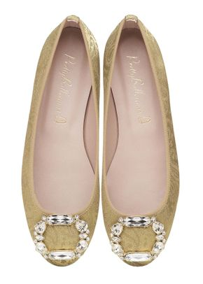Marilyn real gold and jewels, Pretty Ballerinas