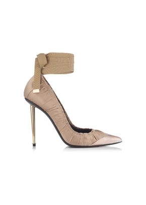 RUCHED ANKLE TIE  n, Tom Ford