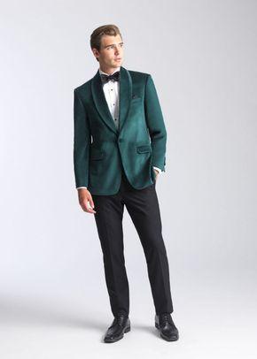 Emerald Velvet, 374