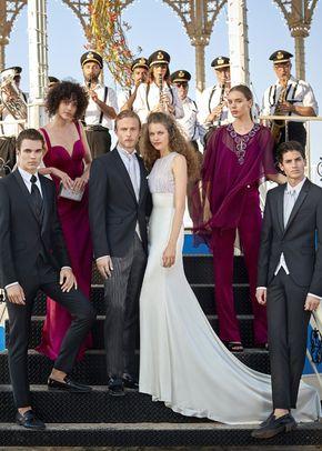 cp 01, Carlo Pignatelli Sartorial Wedding