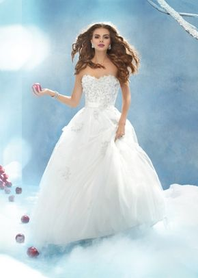 Style 207, Alfred Angelo
