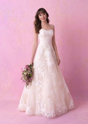 3164, Allure Bridals