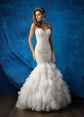 9355, Allure Bridals