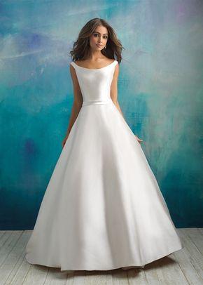9524, Allure Bridals