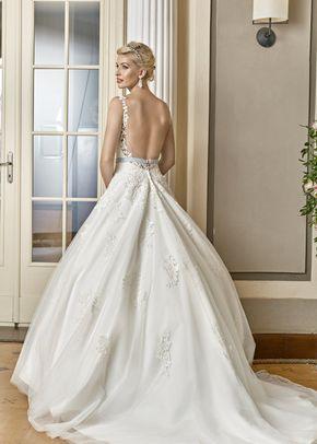 Caroline-back, Annais Bridal