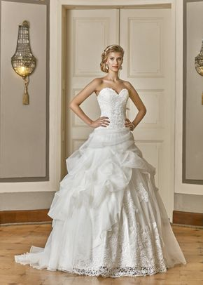 Mittie-back, Annais Bridal