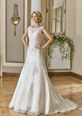 Simona-back, Annais Bridal