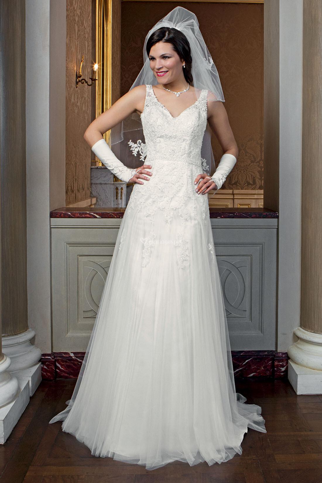 Angelica Bella Fotos robes de mariée sur bella créations - angelica - mariages
