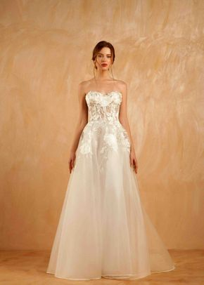 IV1199, Beside Couture By Gemy