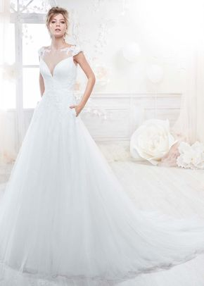 Aria Gown, Tiffany Rose