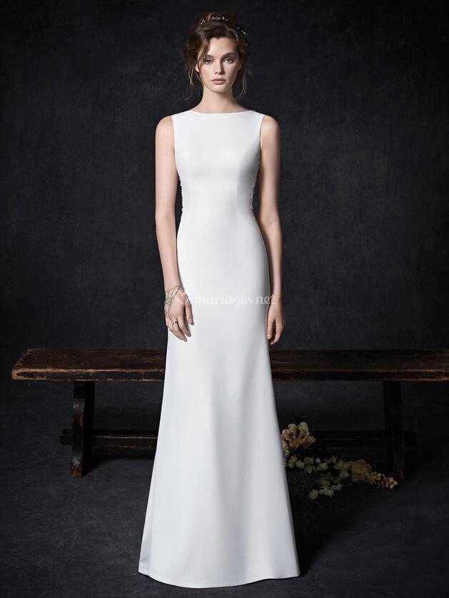 Robes de mari e sur couture by kenneth winston 1761 for Prix de robe de mariage kenneth winston