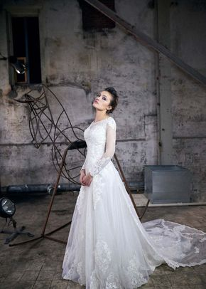 Alula, Crystalline Bridals