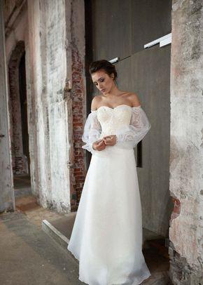 Sadira , Crystalline Bridals