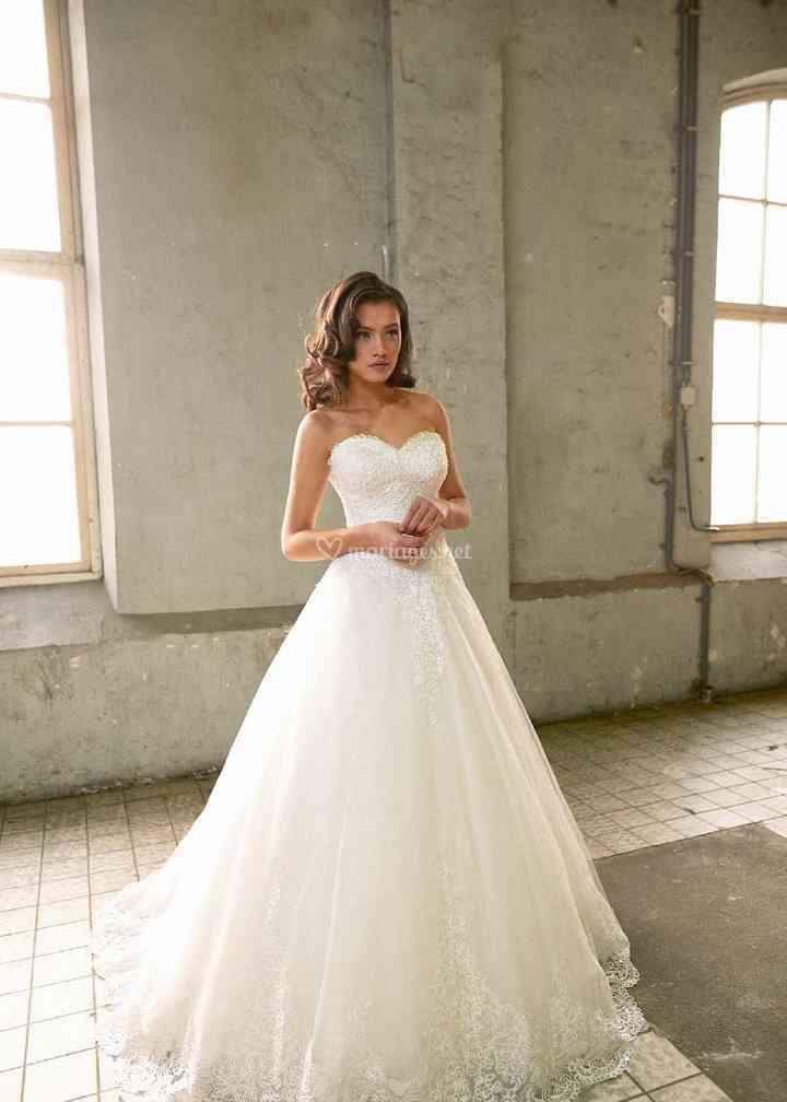 Tania, Crystalline Bridals