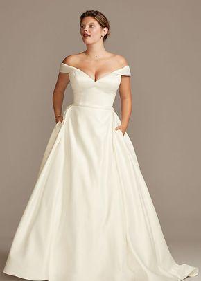 9WG3979, David's Bridal