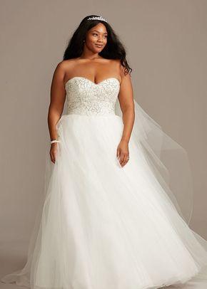 9WG3996, David's Bridal