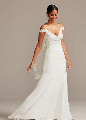 WG3977, David's Bridal