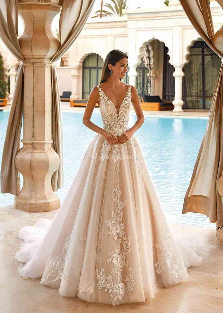 Robes de mariée de Demetrios - Mariages.net