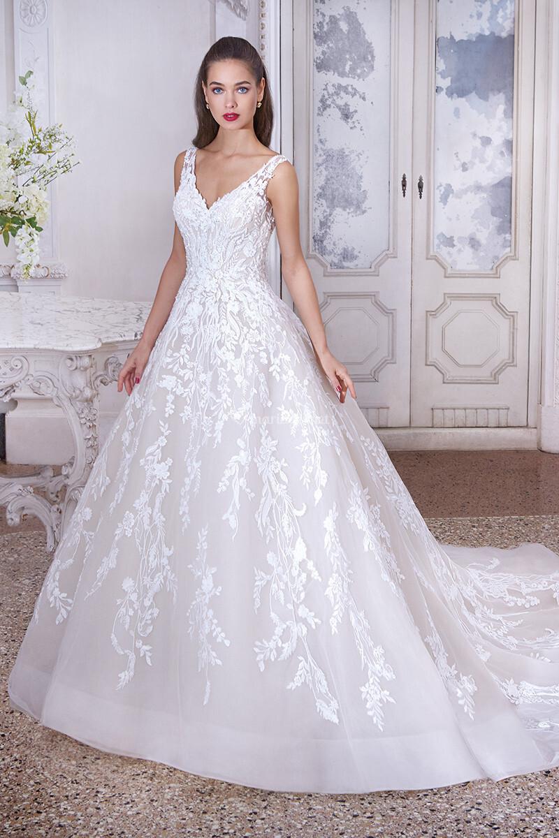 Robes de mariée sur Demetrios - DP384 - Mariages.net