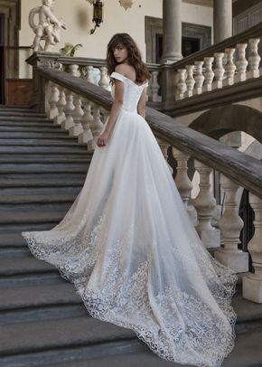 laura-back, Dovita Bridal