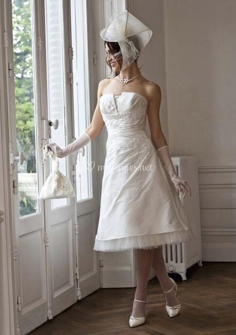 Annette robes de mari e eglantine cr ations - Eglantine emeye mariee ...