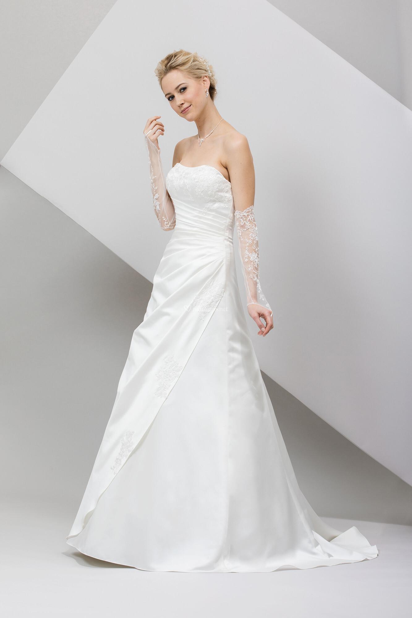 Robes de mariée sur Eglantine Créations - TRESOR - Mariages.net