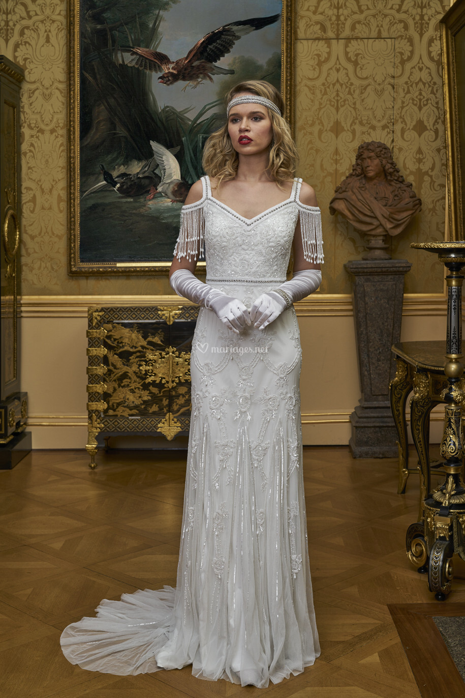 Robes de mariée sur Eliza Jane Howell - Versailles - Mariages.net