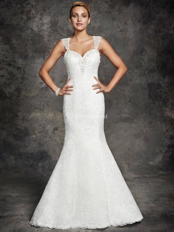 Robes de mari e sur ella rosa by kenneth winston be270 for Prix de robe de mariage kenneth winston