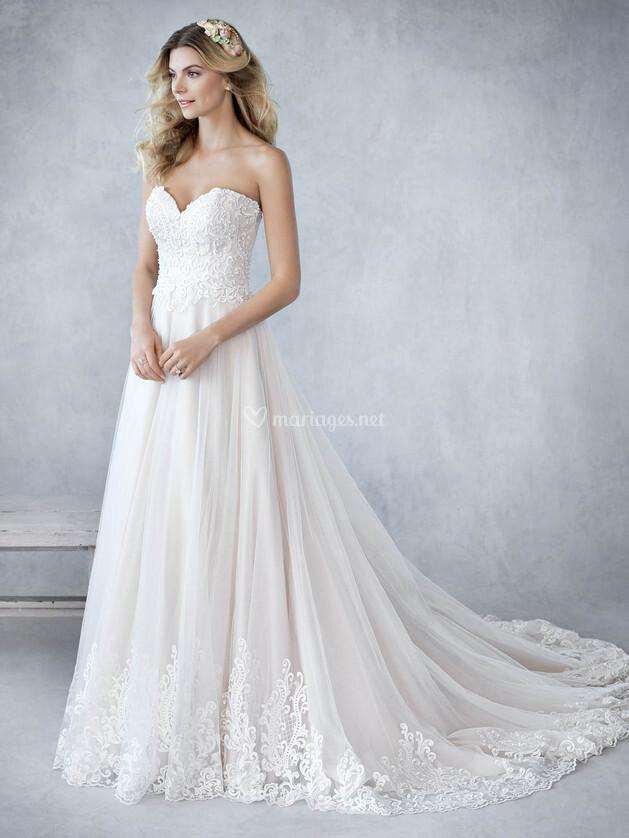 Robes de mari e sur ella rosa by kenneth winston be433 for Prix de robe de mariage kenneth winston
