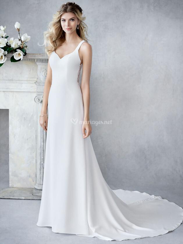 Robes de mari e sur ella rosa by kenneth winston be434 for Prix de robe de mariage kenneth winston